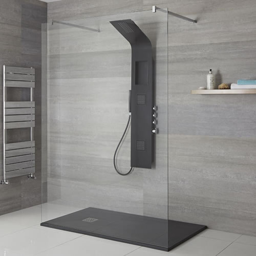 Black Shower Range