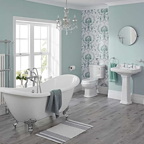 Large Bathroom Suite