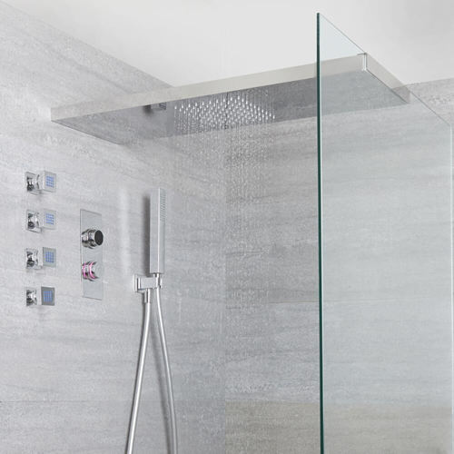 Multifunction Showers
