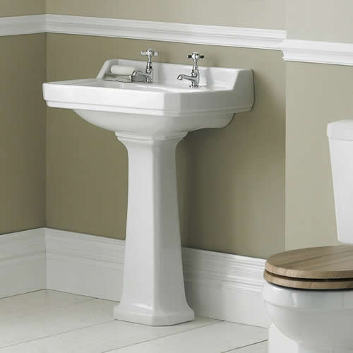 Traditional Basins