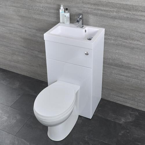 Back-to-Wall Toilets