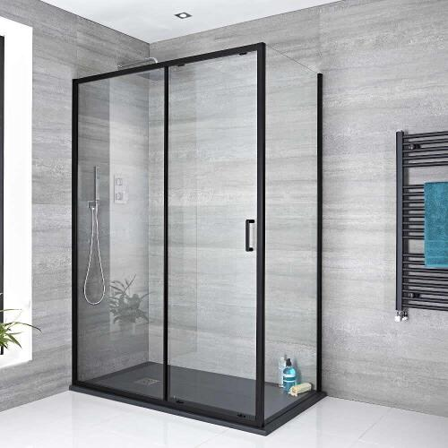 Shower Enclosures, Doors & Trays