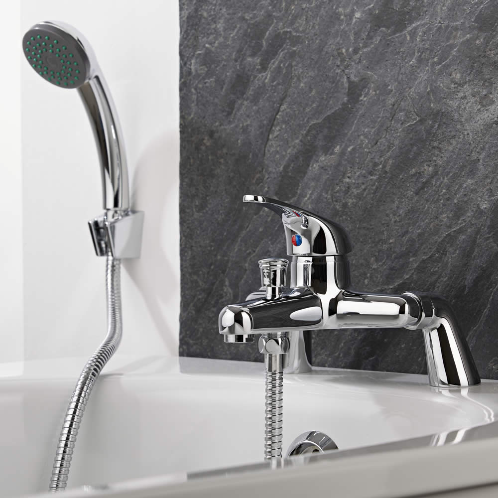Milano Encore Bath Shower Mixer Tap