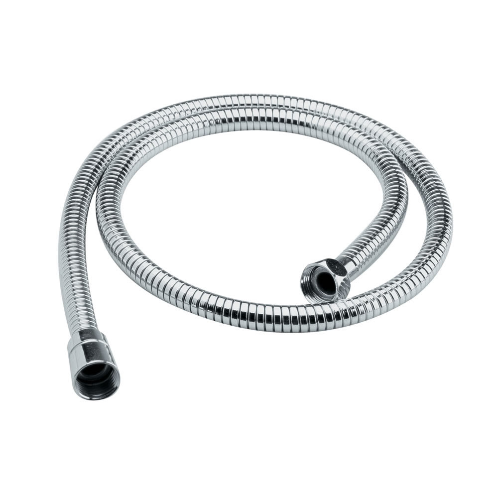 Milano - Flexible 1.75m Shower Hose - Chrome