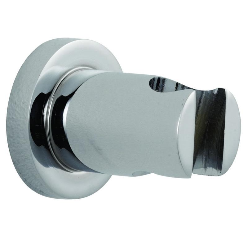 Milano Mirage - Modern Wall Mounted Hand Shower Bracket - Chrome