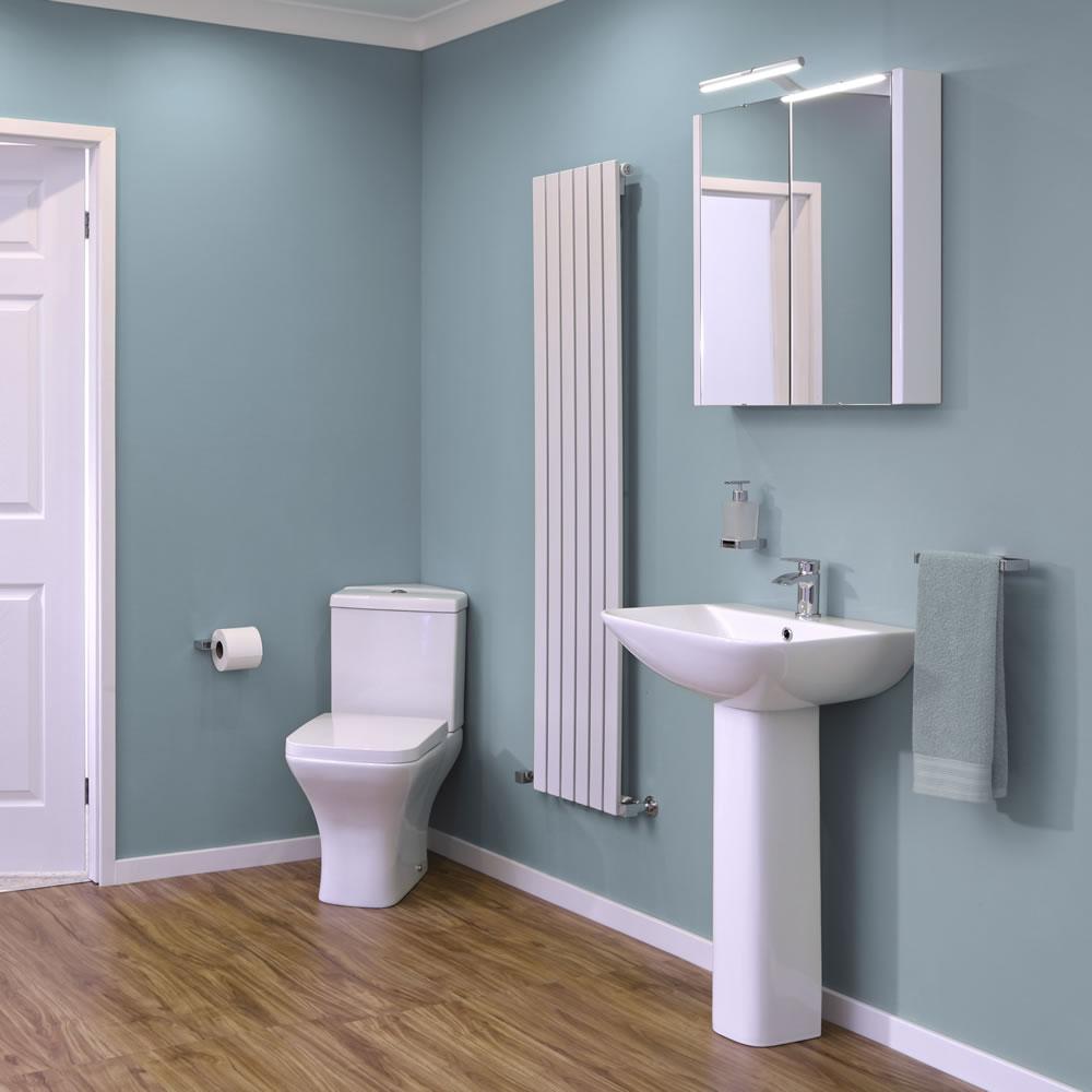 Premier Carmela Corner Cloakroom Suite