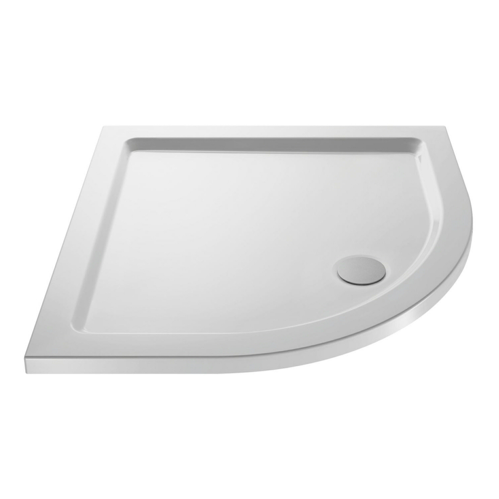 Premier Pearlstone Quadrant Shower Tray All Sizes