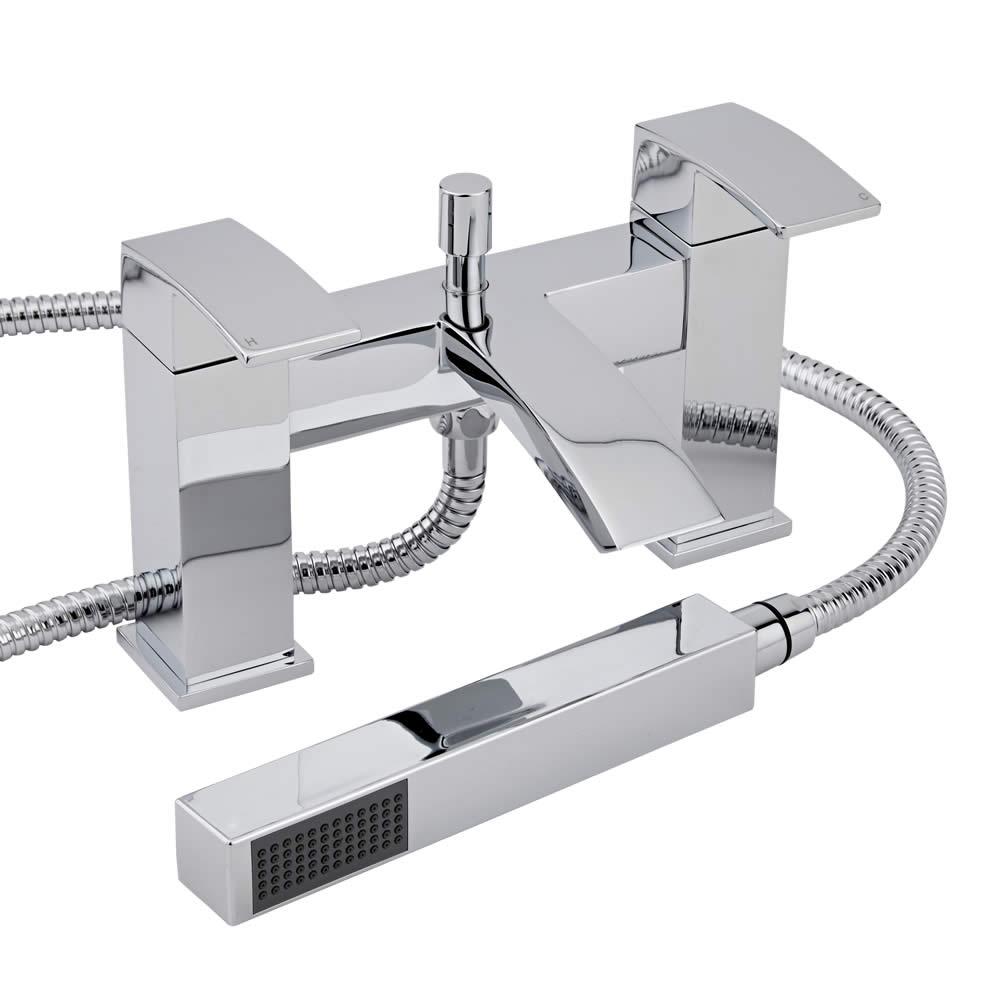 Milano Wick Bath Shower Mixer Tap