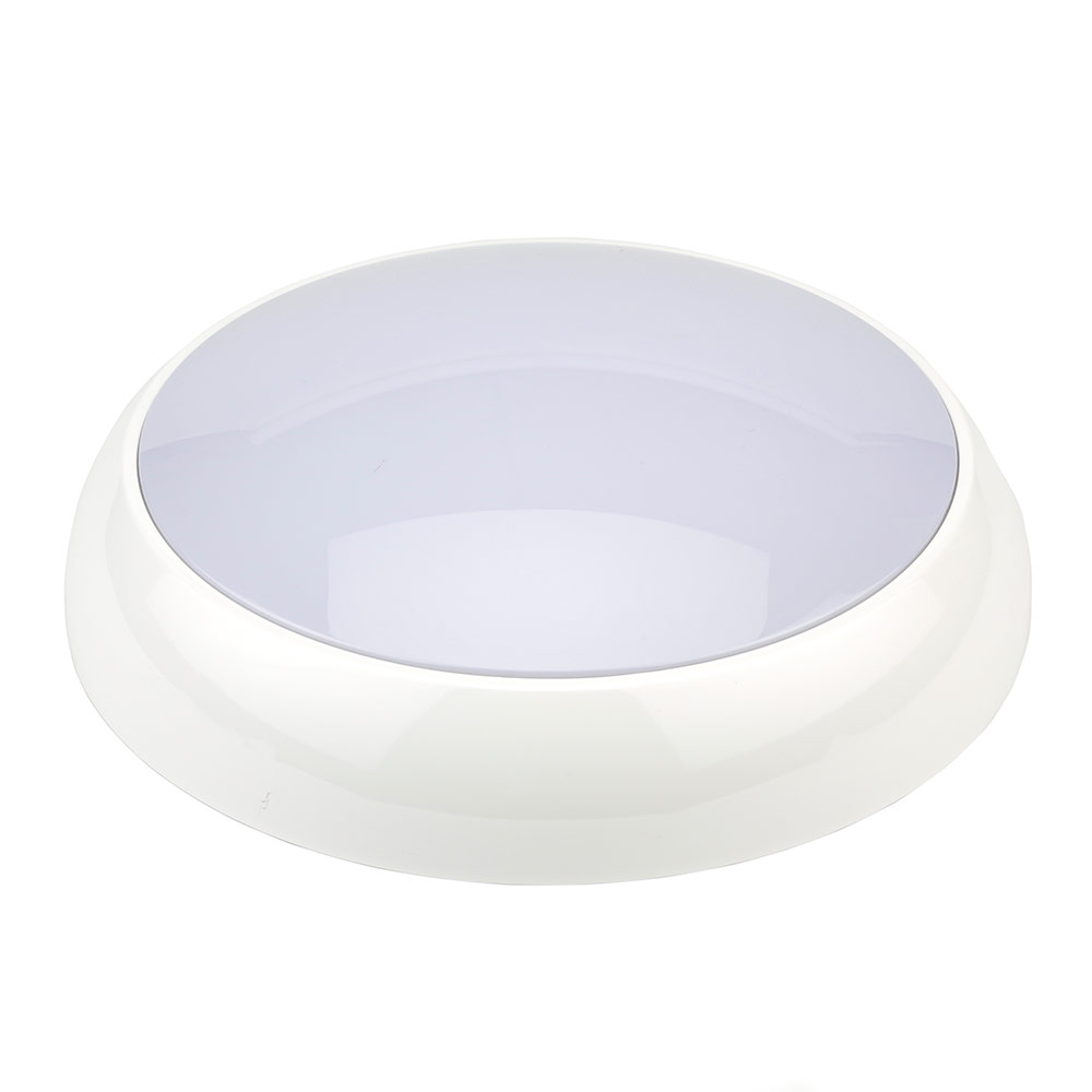 Biard LED 18W IP65 Emergency Bulkhead Light Maintained or Non-Maintained