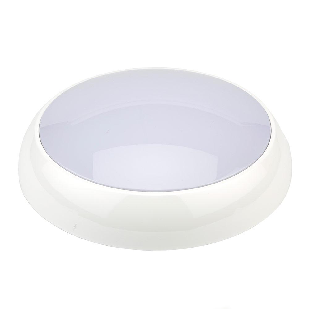 Biard LED Round Bulk Head Emergency Light