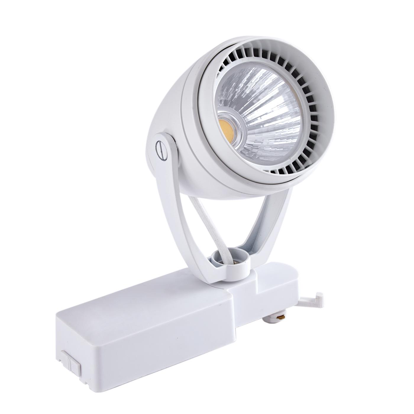 Biard LED 12W Track Light - White