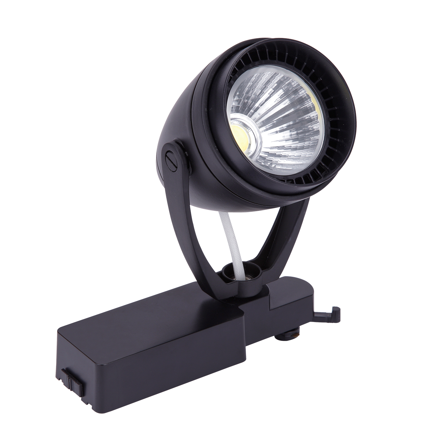 Biard LED 12W Track Light - Black