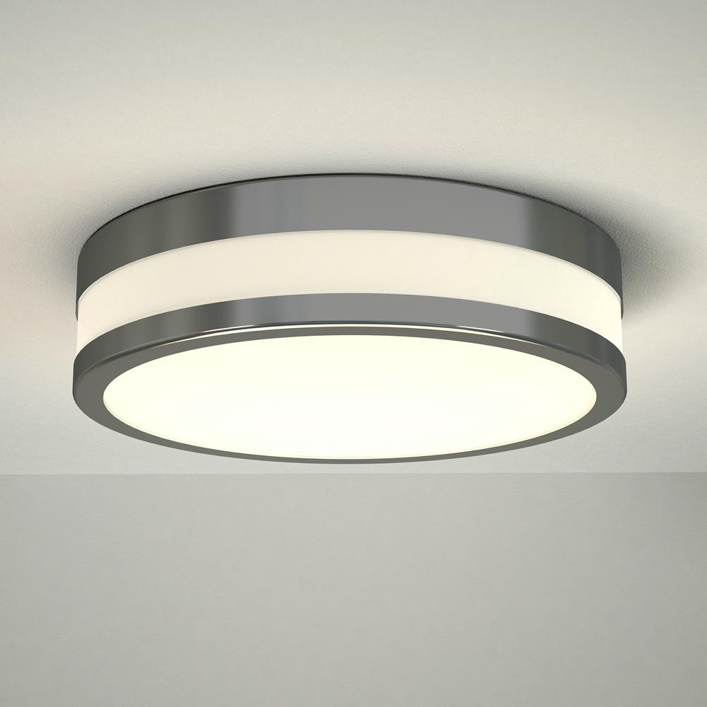Milano Enns Large LED Bathroom Ceiling Light