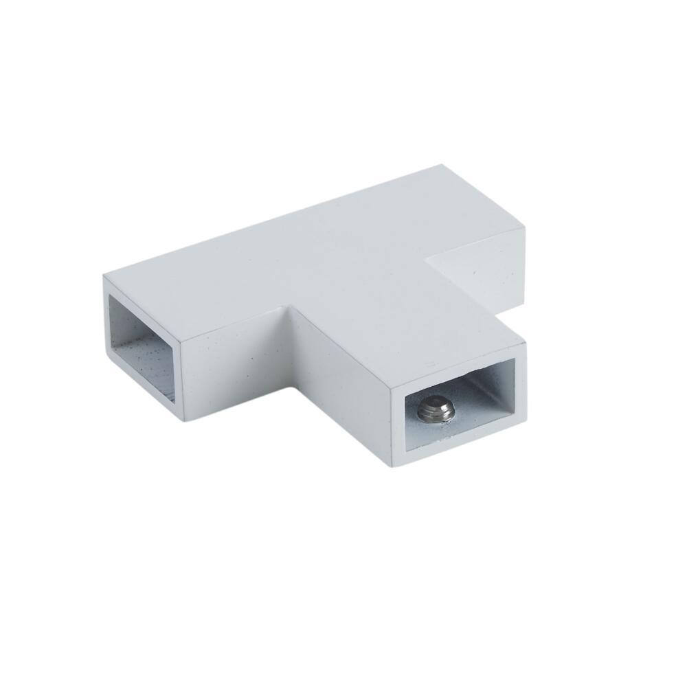 Milano - Shower Arm T Piece - White