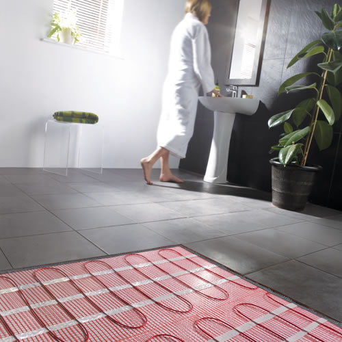 Milano - Electric Underfloor Heating Mat 4.0 Sqm