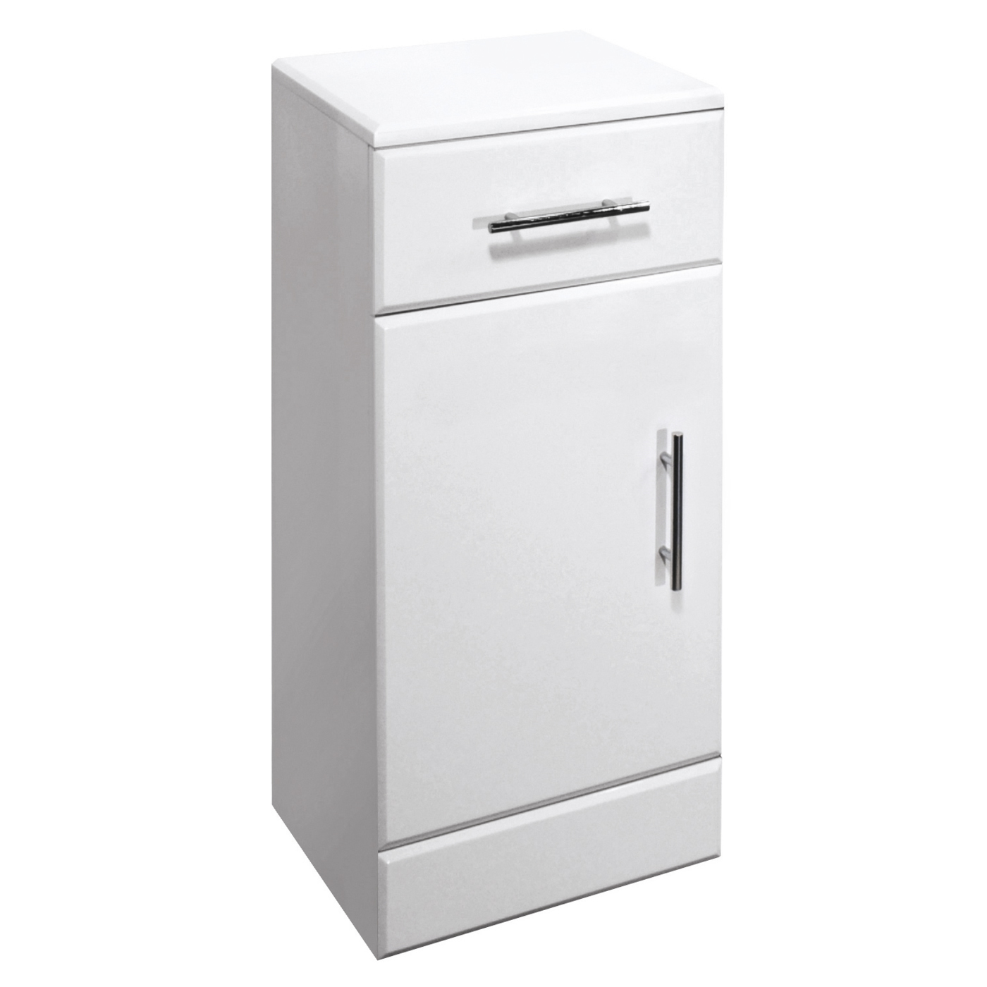 Premier 250x300mm High Gloss White Cupboard