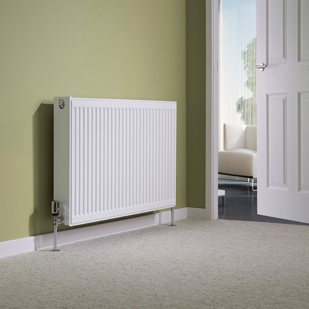 Milano Compact - Double Panel Radiator - 600mm x 1000mm (Type 22)