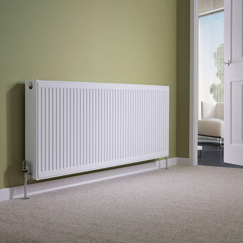 Milano Compact - Double Panel Radiator - 600mm x 1600mm
