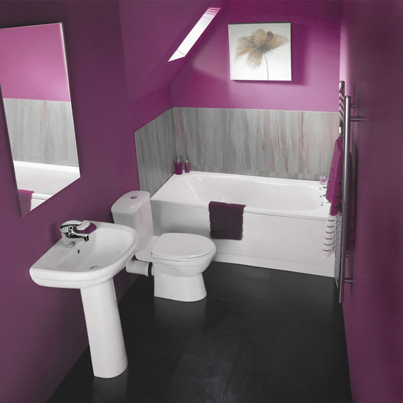 Premier Ivo 1500mm Small Bathroom Suite