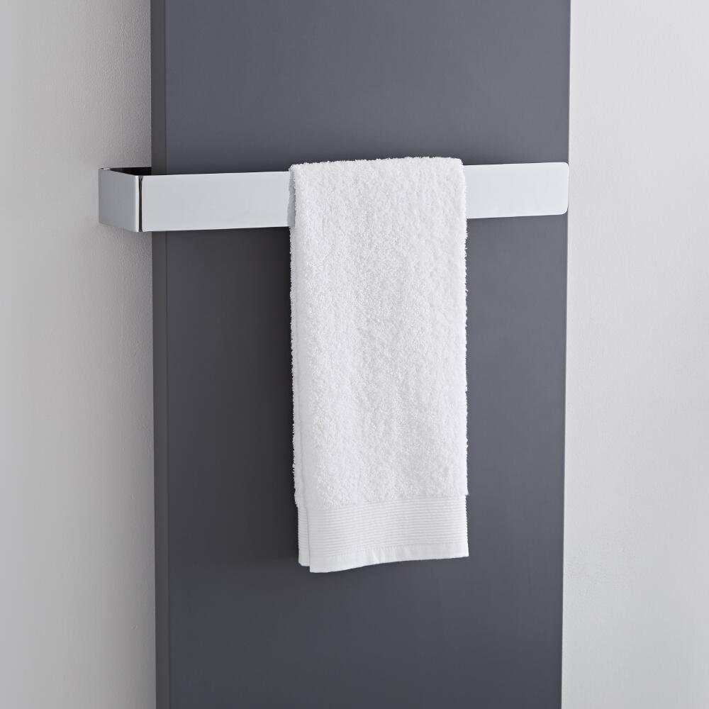 Milano Wall Mounted Towel Rail - 520mm x 60mm
