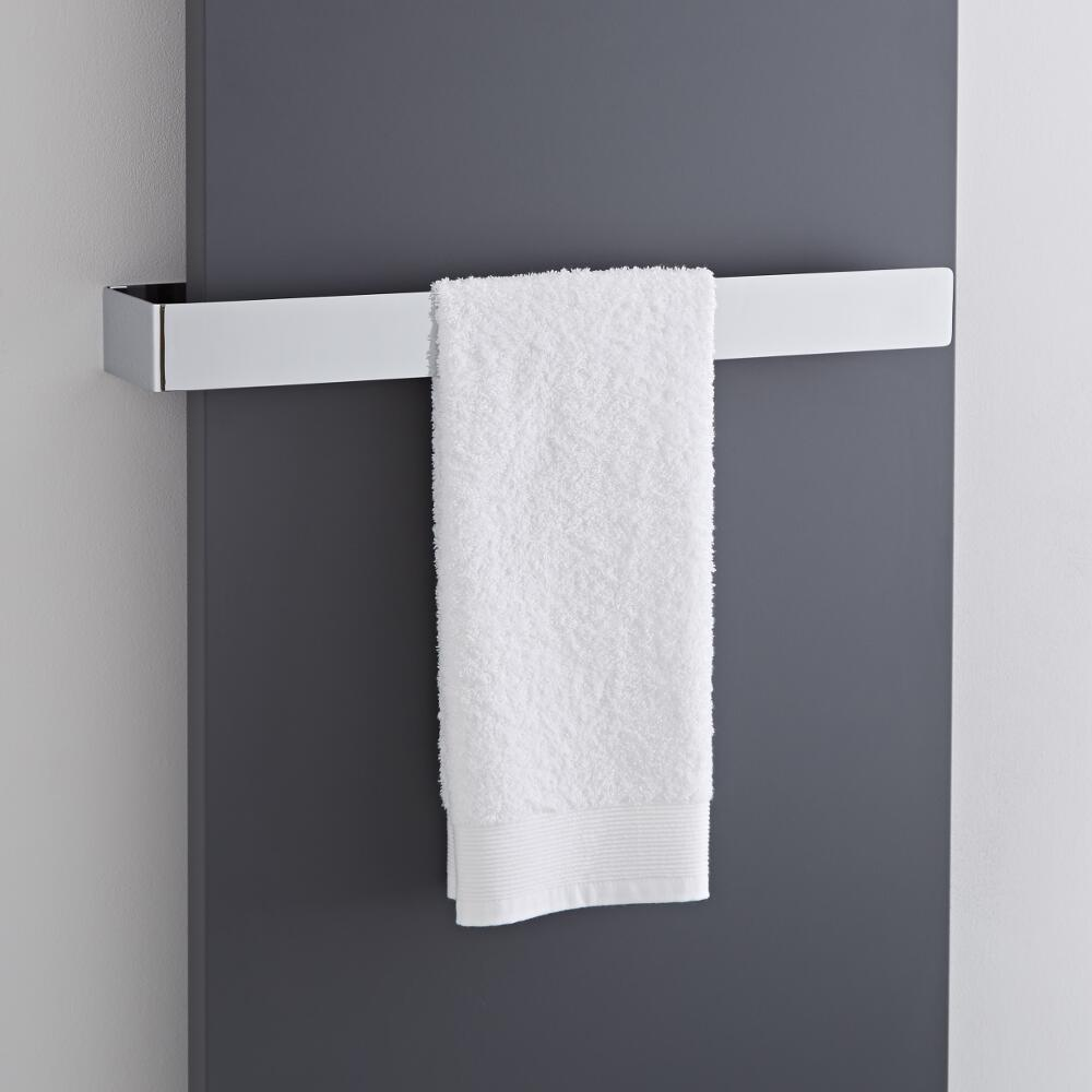 Milano - Wall Mounted Towel Rail - 620mm x 60mm