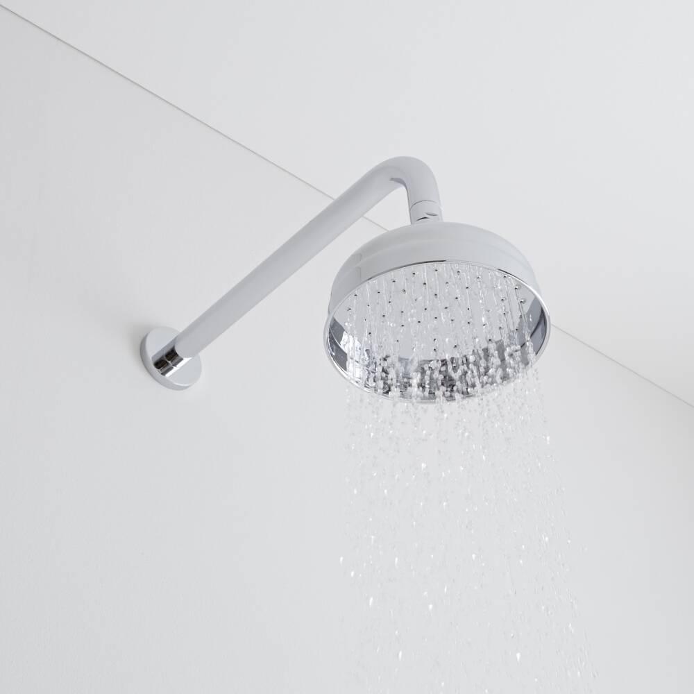 Milano 6'' Traditional Apron Shower Head