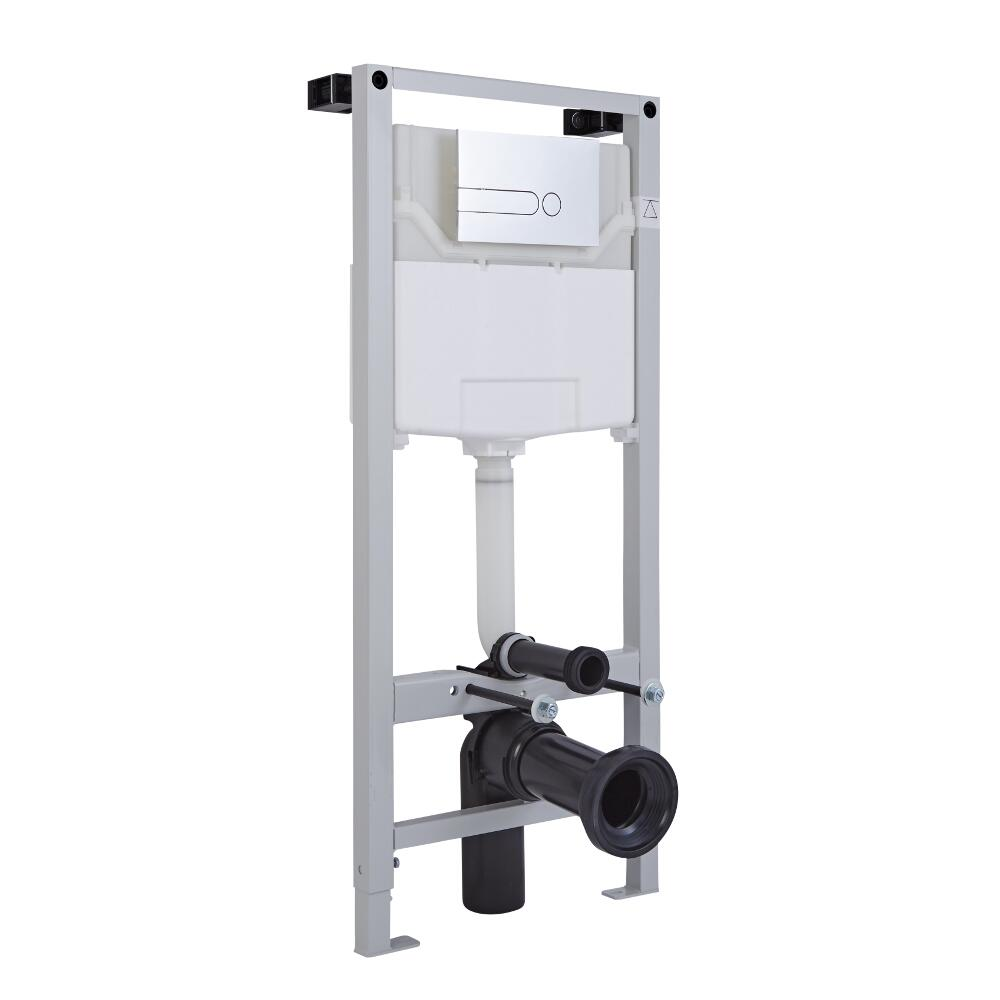 Milano - Wall Hung Fixing Frame and Cistern - 1150mm x 500mm