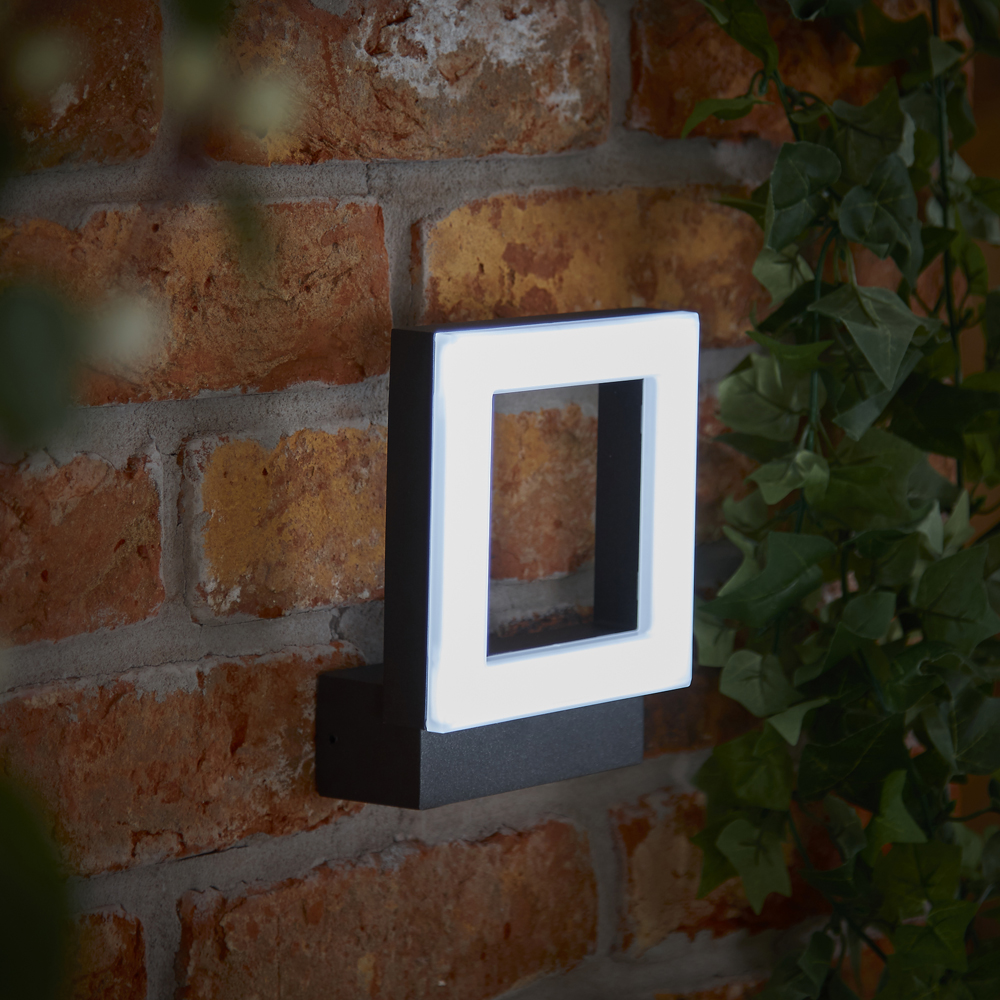 Biard Ivrea IP65 LED Outdoor Wall Light