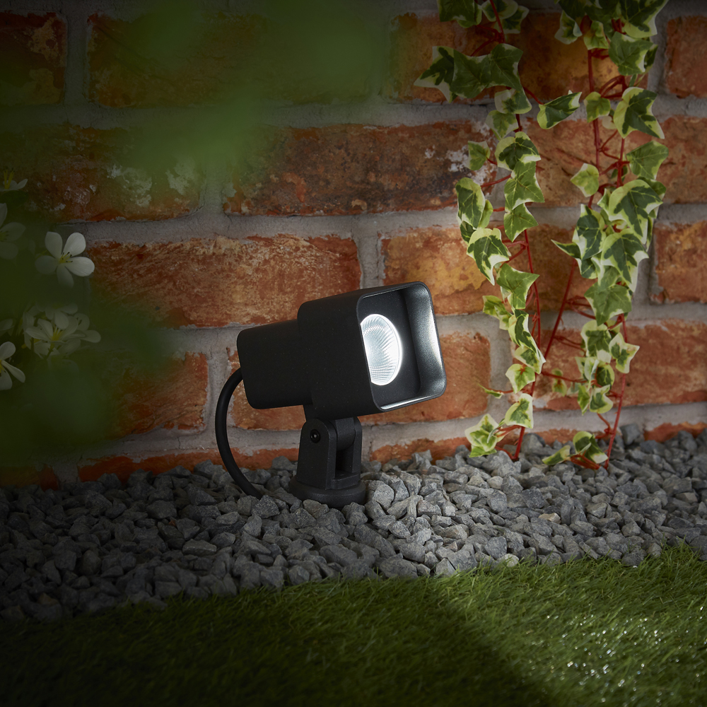 Biard Architect IP65 LED Outdoor Spike Light