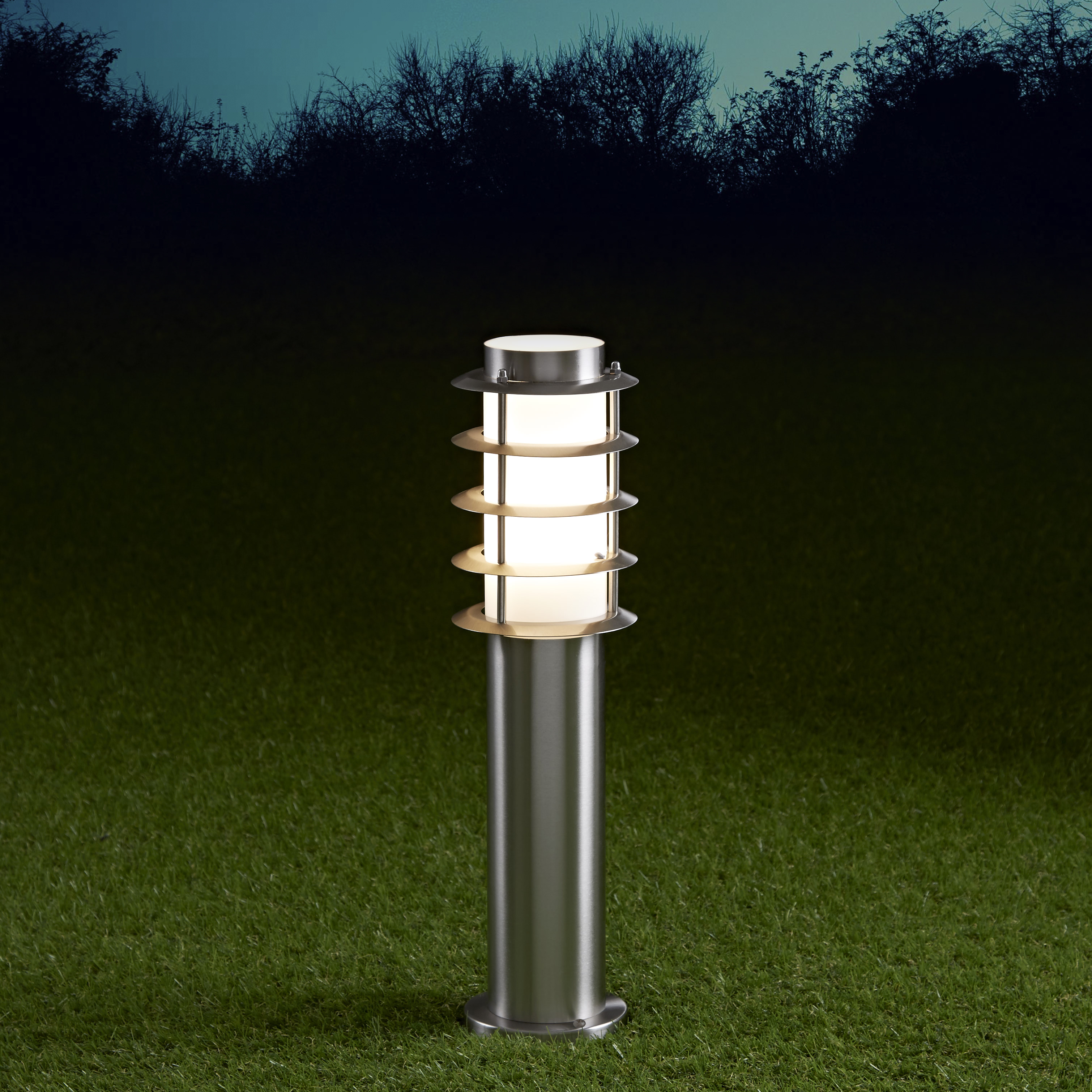 Biard Belfort IP44 Bollard Light - 450mm