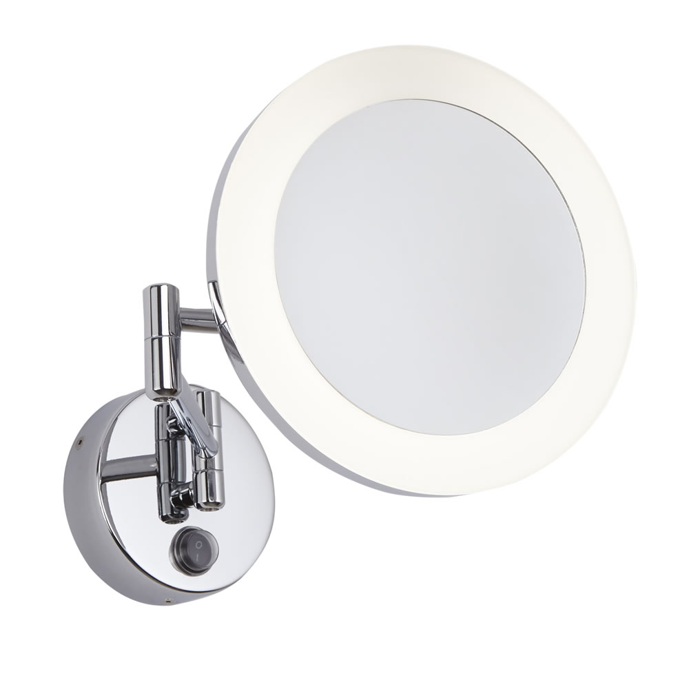 Milano Oirase LED Bathroom Vanity Mirror - Round