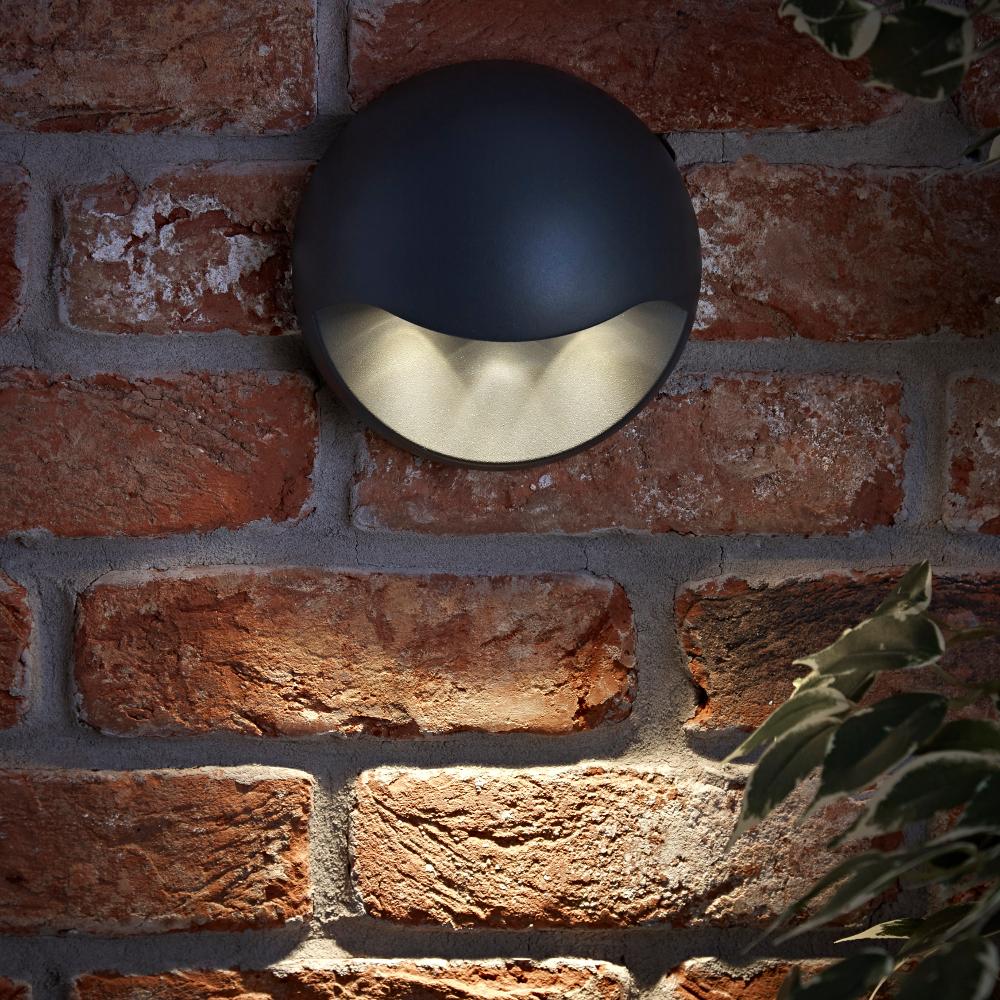 Biard Kenn IP54 LED Outdoor Wall Light
