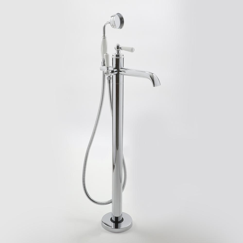 Milano Elizabeth - Traditional Freestanding Mono Bath Shower Mixer Tap - Choice of Finish