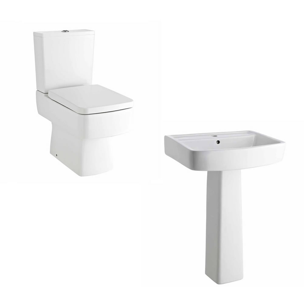 Premier Bliss 4 Piece Bathroom Set