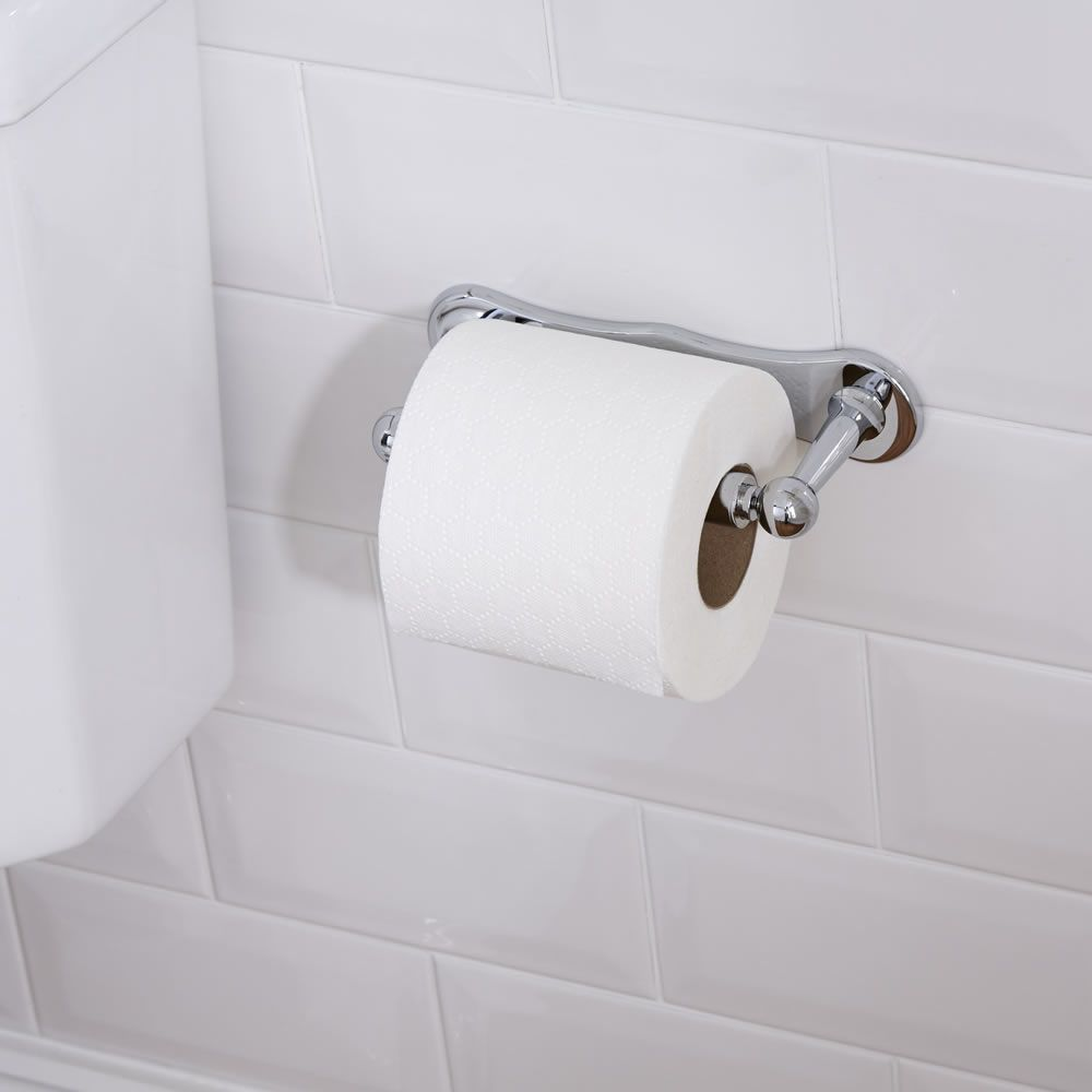 Milano Ambience Luxury Toilet Roll Holder