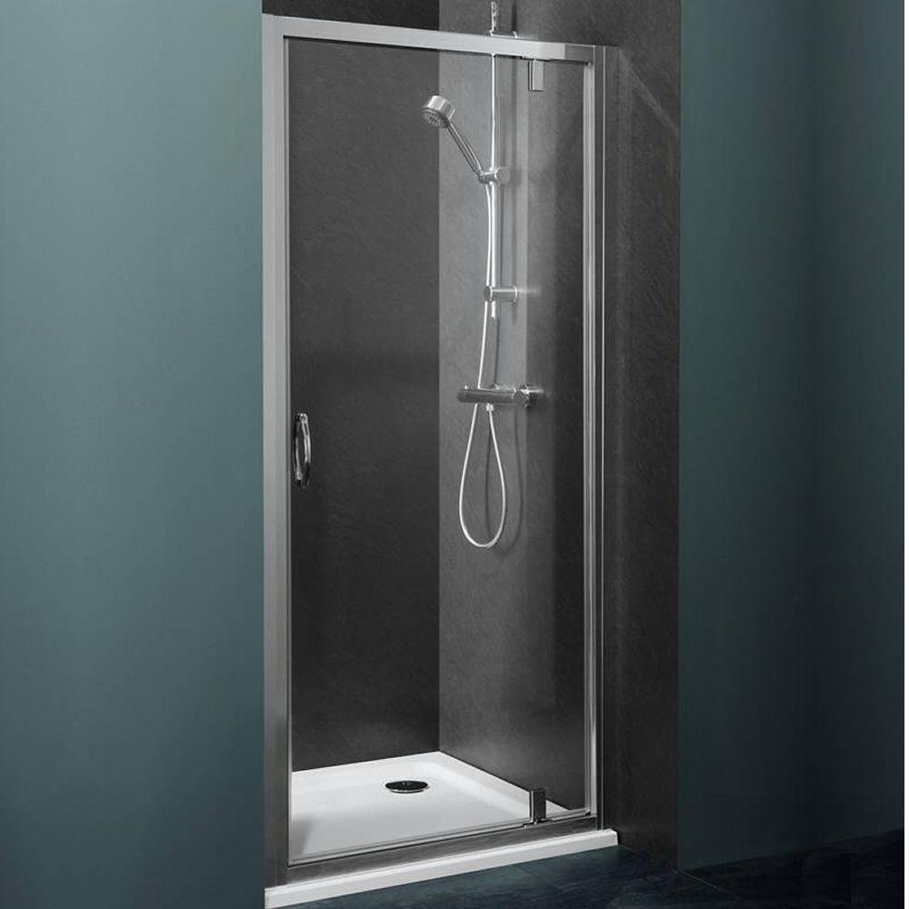 Premier Ella Pivot Shower Door Sizes 760mm 900mm