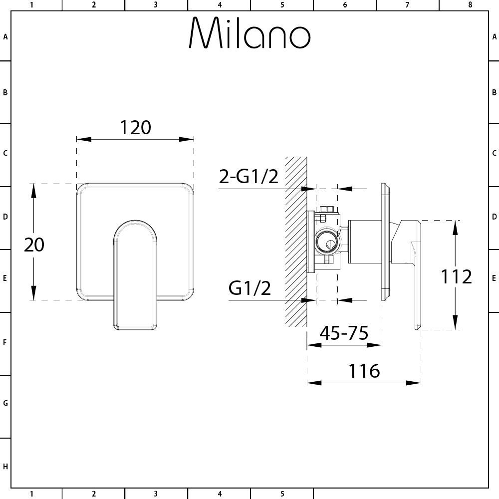 Outlet Schematic on