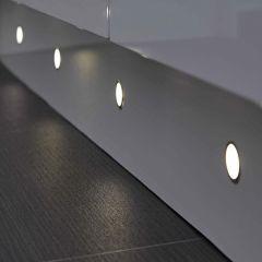 Biard LED IP65 Plinth Light - 6 Pack