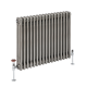 Milano Windsor - Lacquered Metal Horizontal Traditional Column Radiator - 600mm x 785mm (Triple Column)