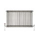 Milano Windsor - Lacquered Metal Horizontal Traditional Column Radiator - 600mm x 1010mm (Triple Column)