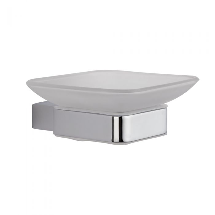 Milano Parade Chrome Soap Dish