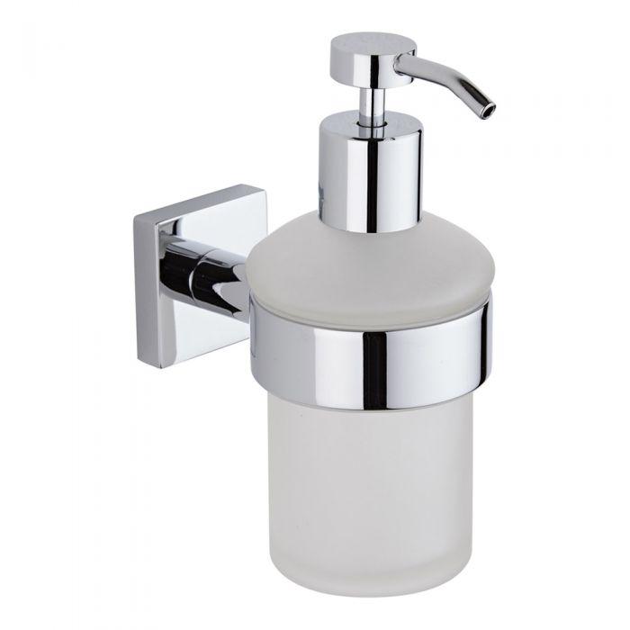 Milano Liso - Soap Dispenser - Chrome