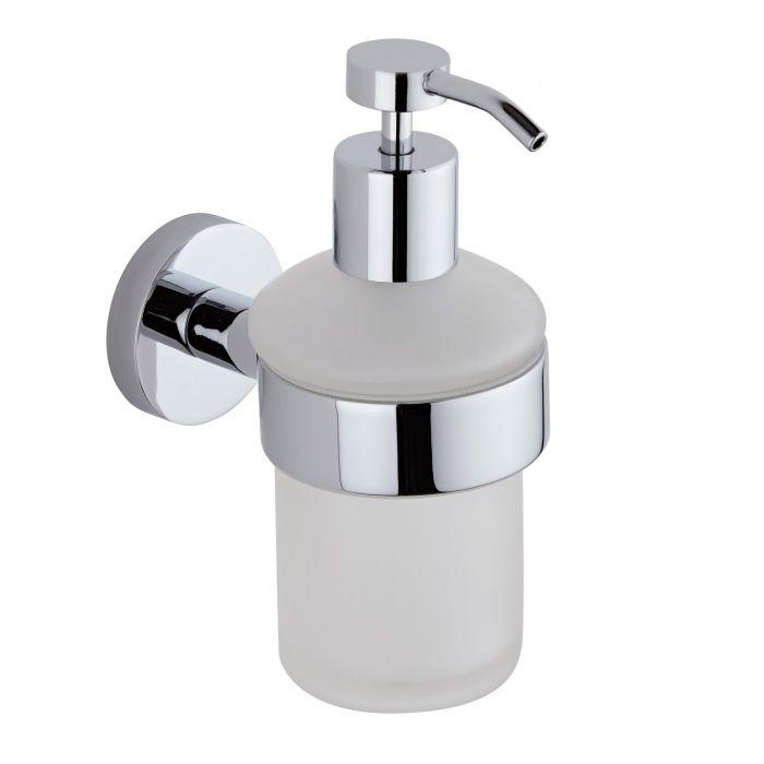 Milano Prise Chrome Soap Dispenser