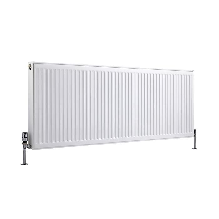 Milano Compact - Double Panel Plus Radiator - 600mm x 1600mm