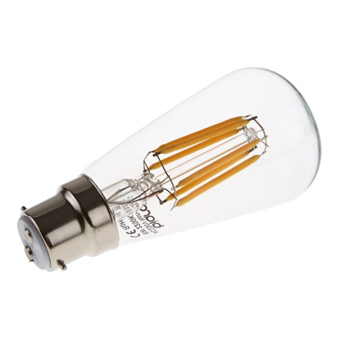 Biard Traditional Filament Bulb 6W B22