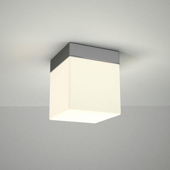Milano Brazos LED Square Bathroom Ceiling Light