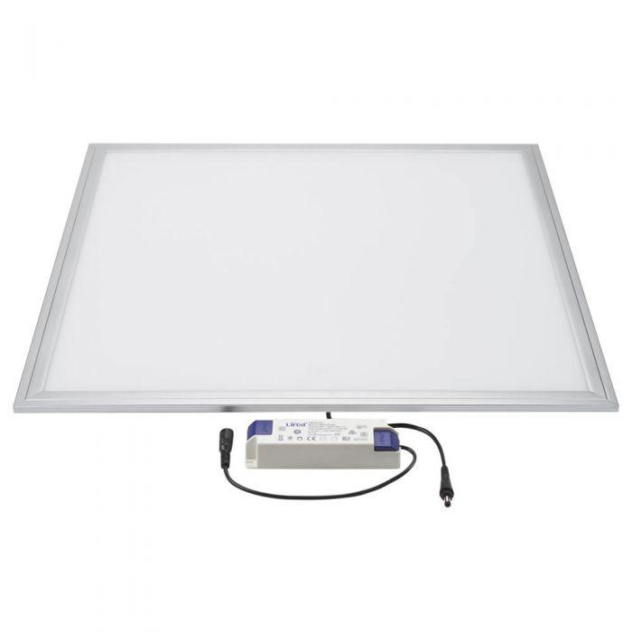 Biard 36W Commercial LED Bathroom Panel Light 600x600mm