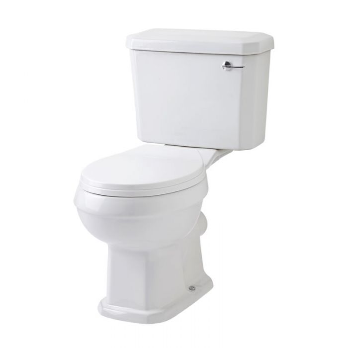 Premier Carlton Toilet, Cistern and Seat