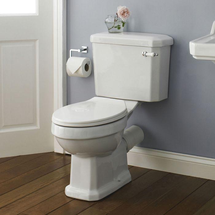 Premier Carlton Toilet, Cistern and Seat