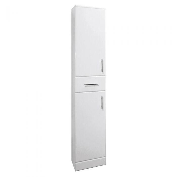 Premier 350x330mm High Gloss White Tall Unit